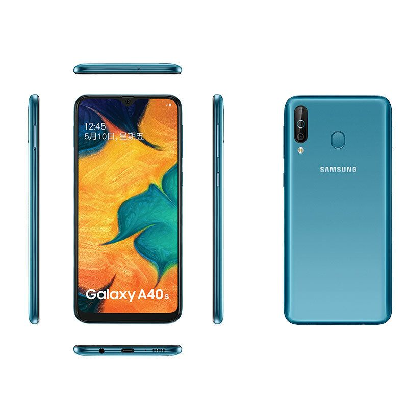 Samsung 三星galaxy A40s 123 超广角后置三摄 5000mah 6gb 64gb 全网通双卡双待 值品 Samsung Electronic Products Electronics