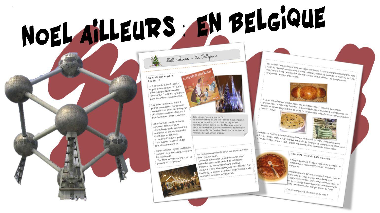 Noel Ailleurs La Belgique
