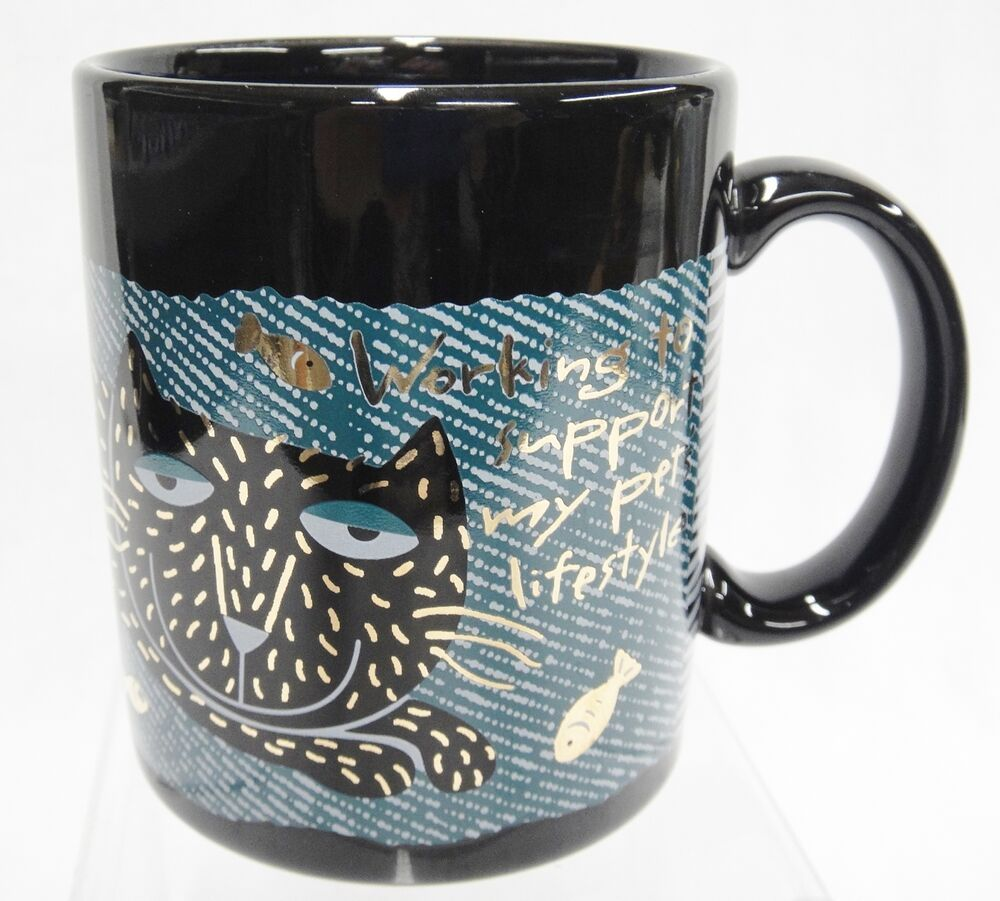 Working to Support My Pet's Lifestyle Hallmark Mug