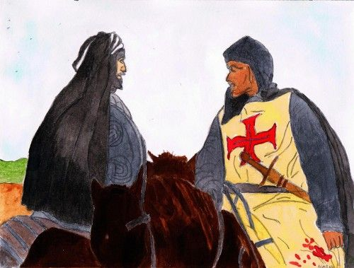 saladin and richard the lionheart relationship definition