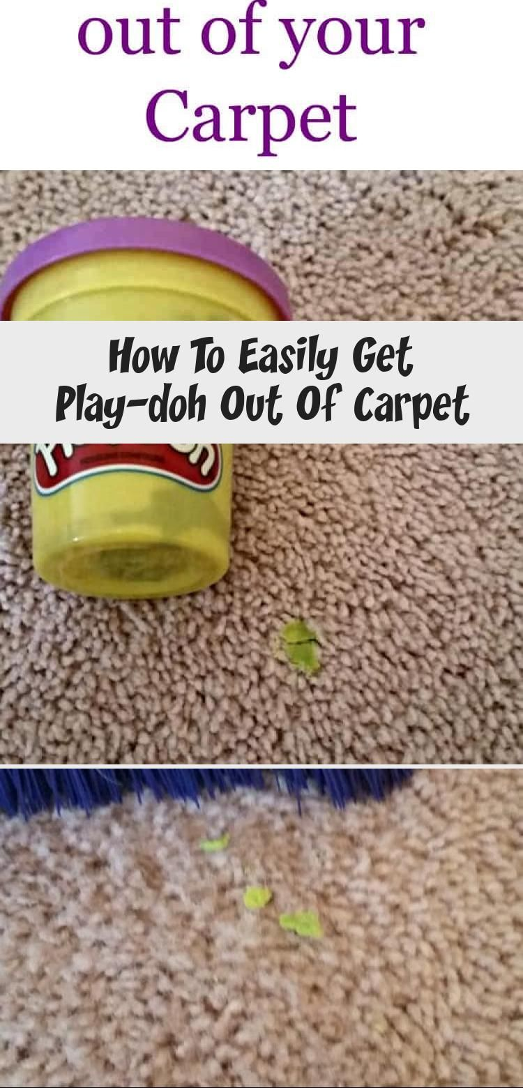 How To Easily Get Play Doh Out Of In 2020 How To Clean Carpet Getting Played Deep Carpet Cleaning