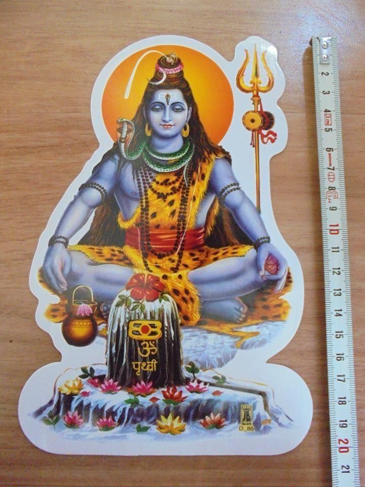 Wandbehang Bild Buddha Meditation Indien Goa Hippie  Bollywood  13 Azja: Indie i Himalaje