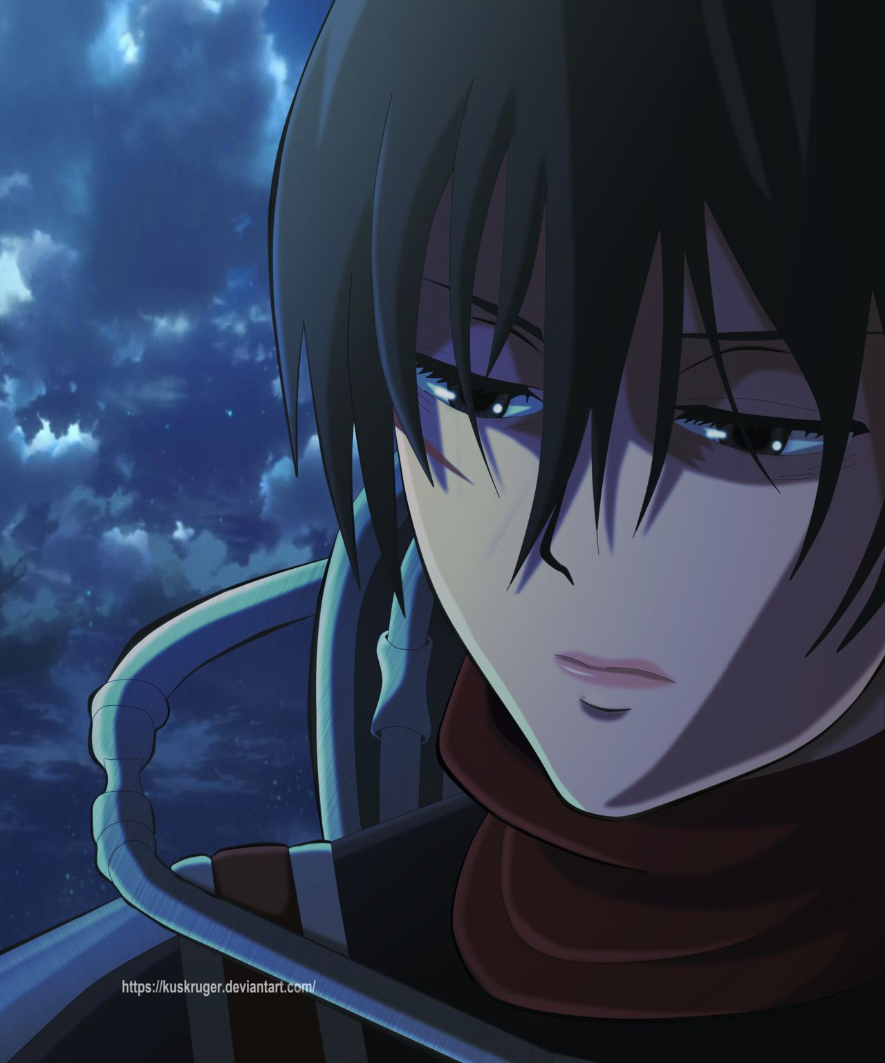 Mikasa | Chapter 104 | Mikasa Ackerman | Attack on titan, Attack on
