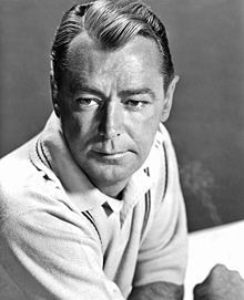 """Alan Walbridge Ladd (September 3, 1913 – January 29, 1964) was an American film actor who was one of the most popular and well known celebrities of his time.In November 1962, he was found lying unconscious in a pool of blood with a bullet wound near his heart, an unsuccessful suicide attempt.On January 29, 1964 he was found dead in Palm Springs, California, of an acute overdose of """"alcohol and three other drugs"""", at the age of 50; his death was ruled accidental."""