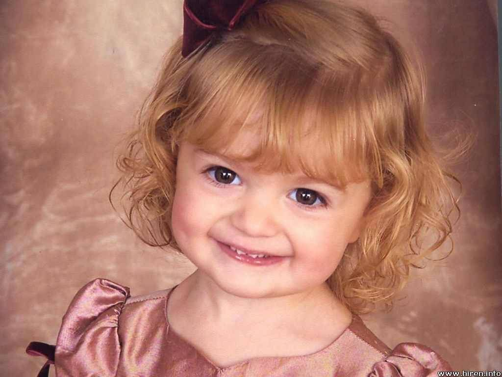 cute baby girls smile with perfect smile cute baby