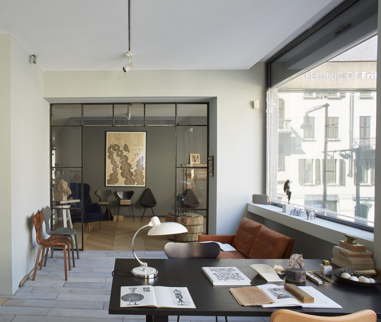 Great The Home Of Fritz Hansen, Milan 2015