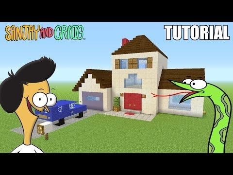 minecraft tutorial how to make gumball s house the amazing