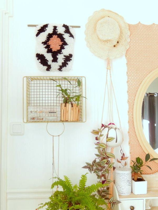l amenagement et la decoration d un espace coiffeuse 3