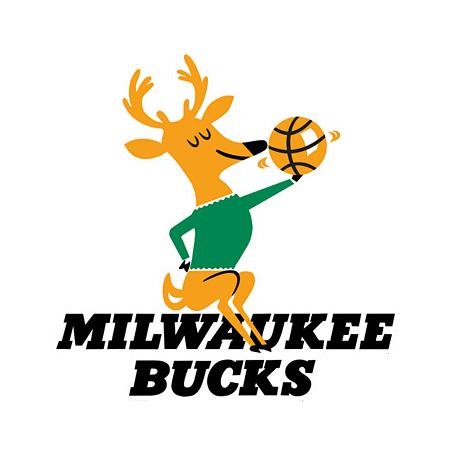 Milwaukee Bucks | Bucks logo, Milwaukee bucks, Milwaukee