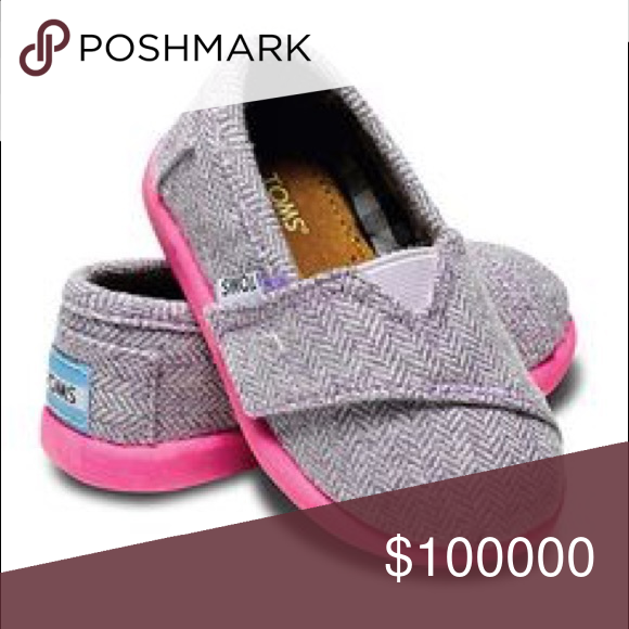 ISO: Cute Tiny Toms for Infant Girl