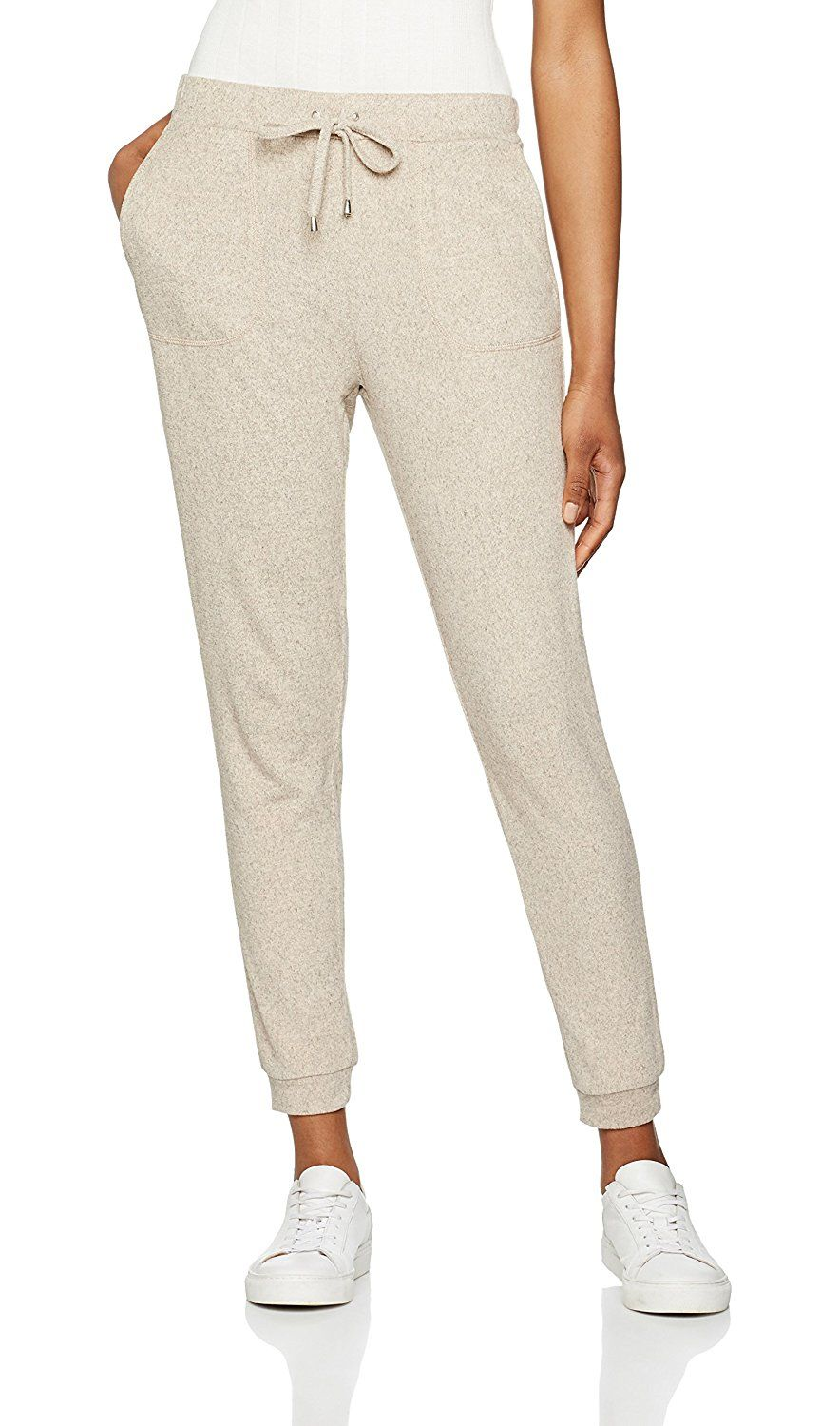 FIND Women's Super-Soft Jersey Joggers: Amazon.co.uk: Clothing