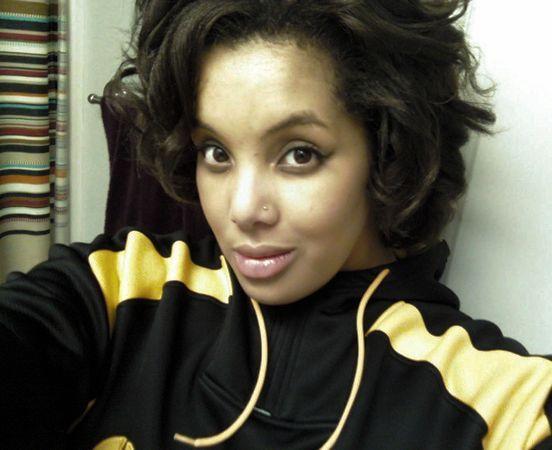 Popular Black Adult Entertainer Alicia Tyler, Aka Danielle -6932
