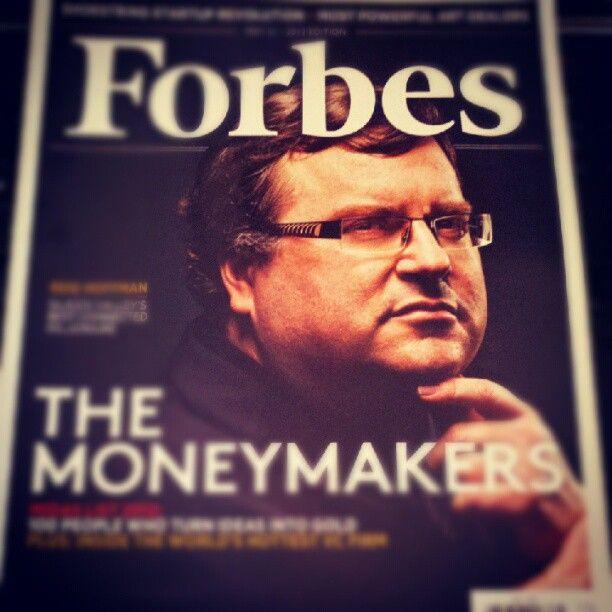"""Forbes """"The MoneyMakers"""" Midas List VC issue - @blackmarkt- #webstagram"""