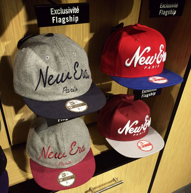 Today on the blog  NEW ERA SHOP OPENING IN PARIS http   intoyourcloset 50f9c8bea8