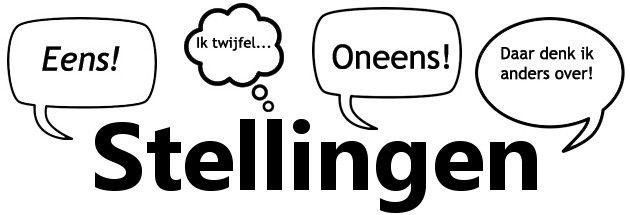 STELLINGENSPEL • Je geeft de leerlingen een stelling en zij ...