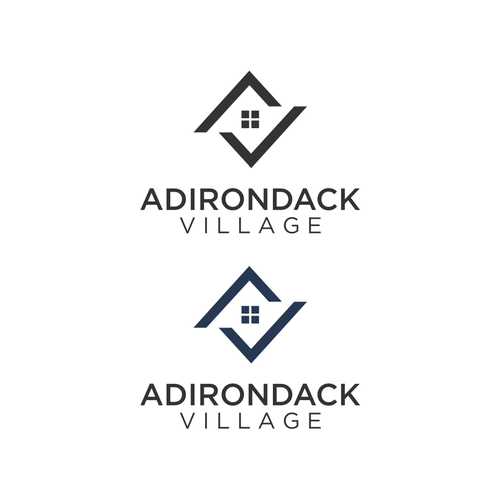 adirondack village adirondack village mortgage logos pinterest