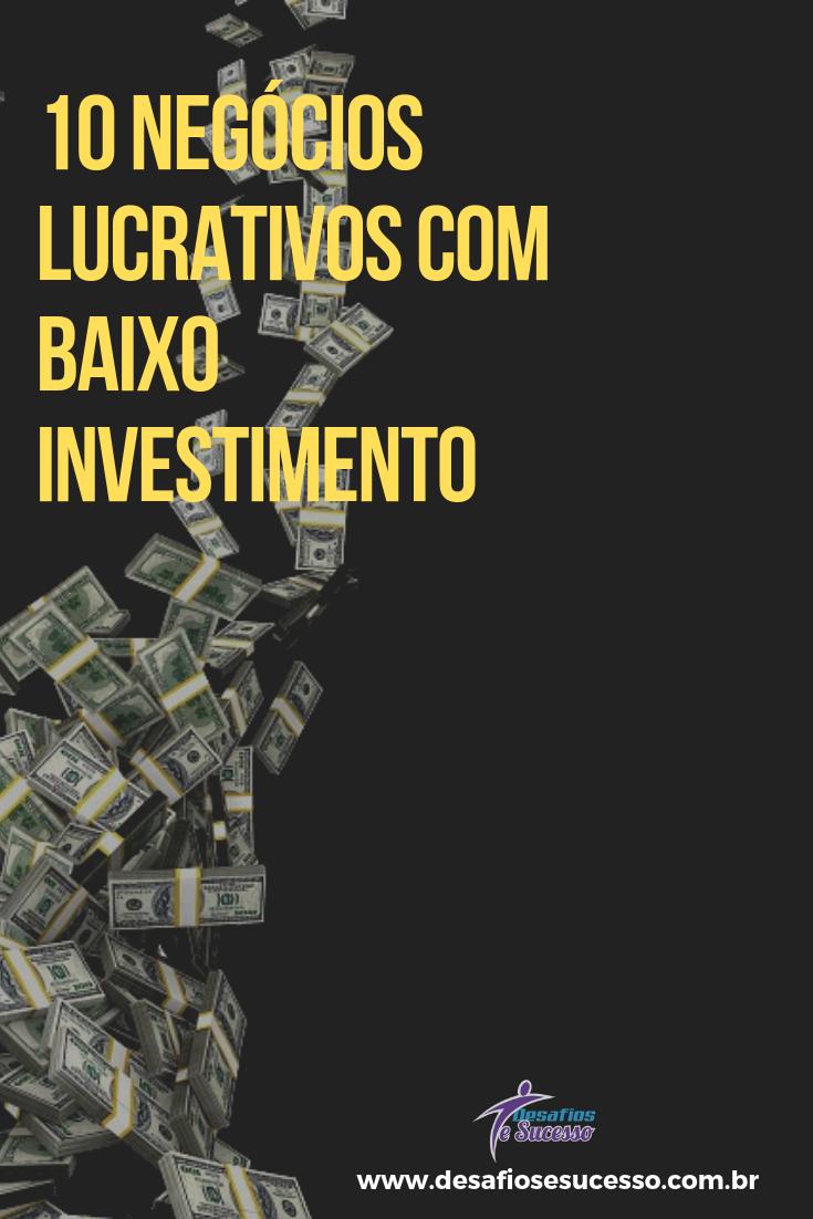 Negócio Lucrativo - Veja as Ideias de Renda extra ...