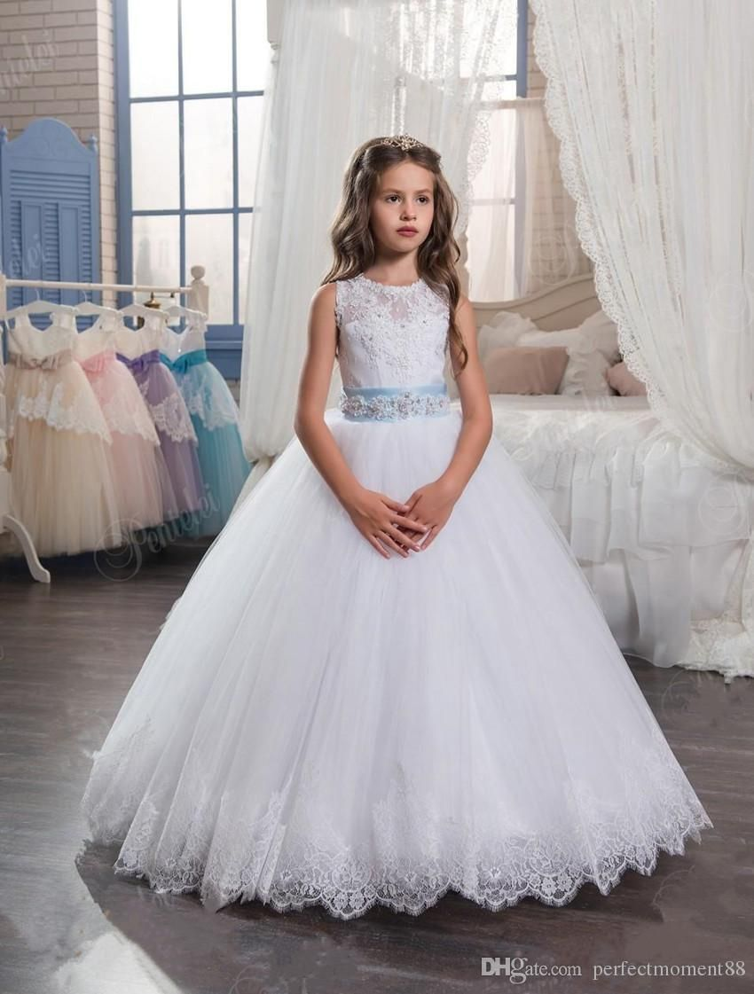 2019 Kids Wedding Dress   Dressy Dresses For Weddings Check More At Http://