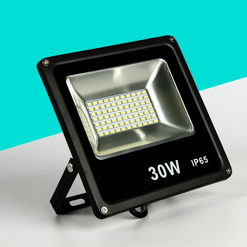 portable cool white outdoor led floodlight ip66 30w 50w 100w led flood light ac85265v luminaire tunnel tennis court lights - Led Flood Lights Outdoor