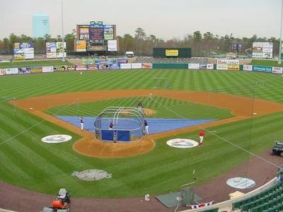First Energy Park Lakewood Blue Claws Lakewood Nj Phillies Single A Affiliate Baseball Stadium Ocean County Minor League Baseball