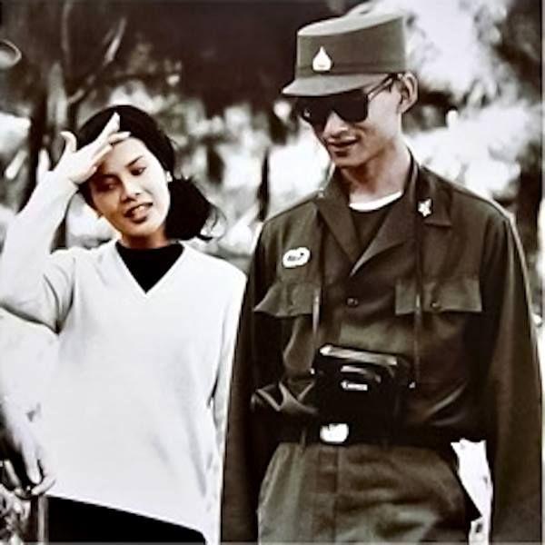 สมเด็จพันปีหลวง: King Bhumibol Adulyadej & Queen Sirikit Of Thailand