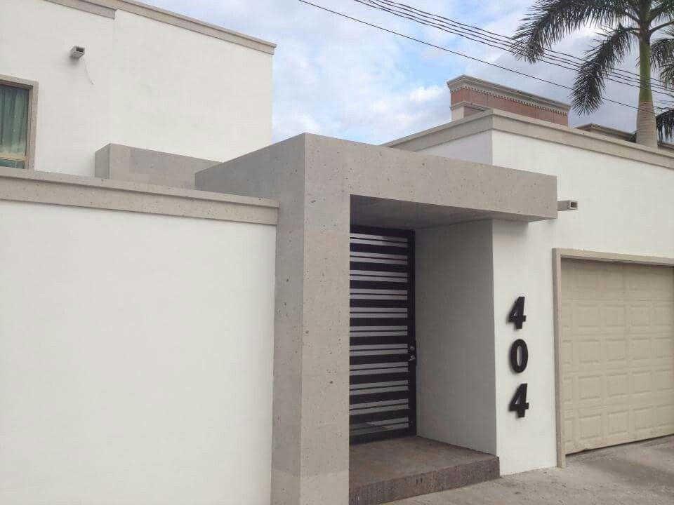Fachada De Casa Mexicana Golf House Idea Casas Modernas Casas Y
