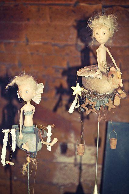 Gerda Schaarman by Sandra Arteaga Dolls y Dolls son Cuatriolls, via Flickr