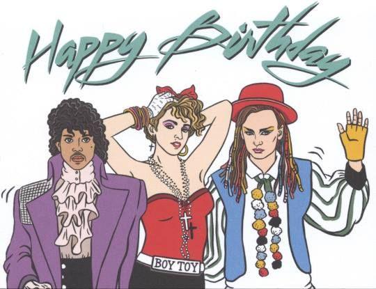 Pin By Patricia K On Madonna Art Work Pinterest Birthday 80th