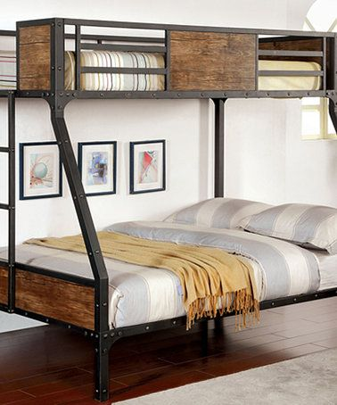 Look What I Found On Zulily Lagos Wood Metal Bunk Bed