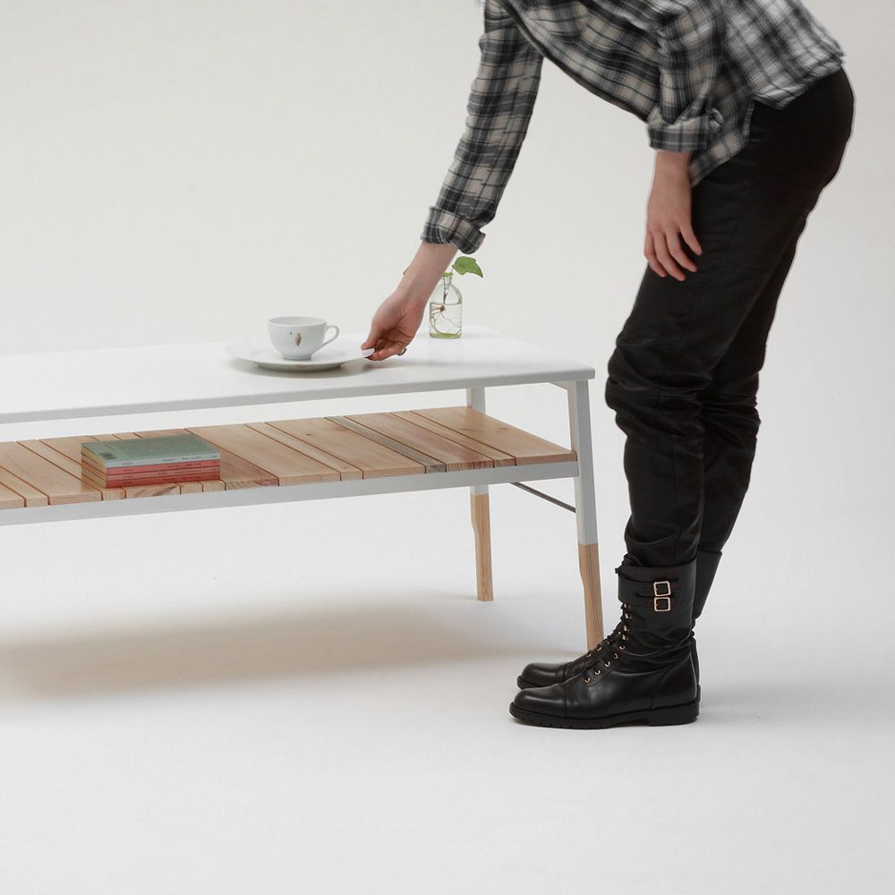 TAVOLINO BASSO — La Clinica Design