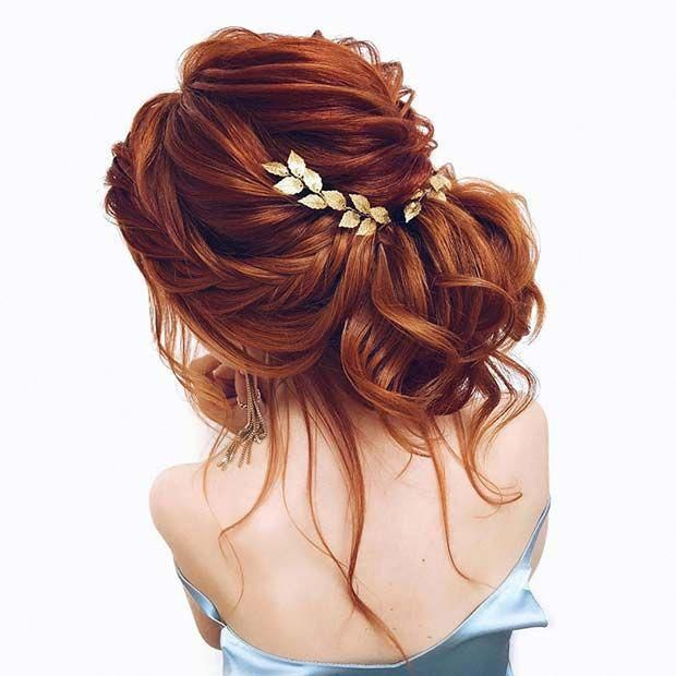 23 Stunning Wedding Updos for Brides and Guests |