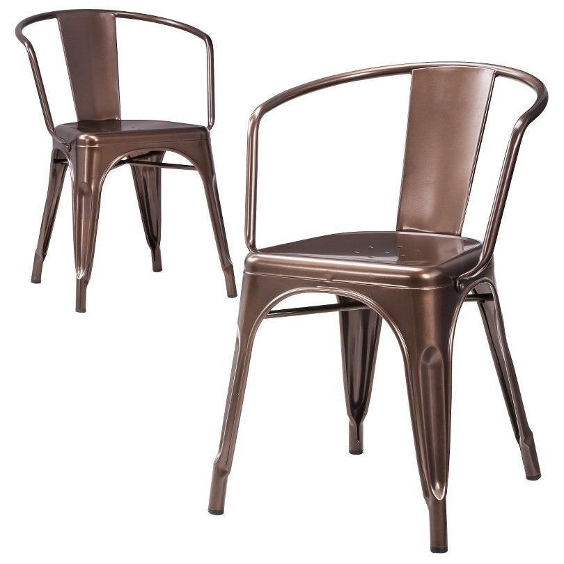 Carlisle Dining Chair Set Of 2 99 For Two At Target Copper And