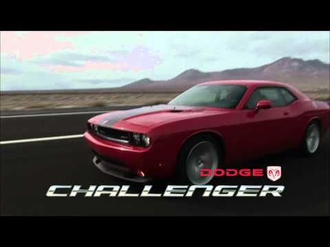 Challenger Commercial Dodge Challenger Pinterest Dodge