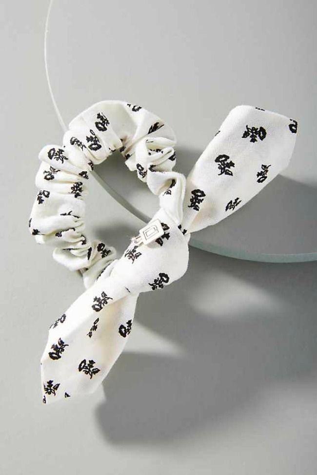 Scripts Bow Hair Tie  scrunchies  bow  hairtie b2d5cb3dd80