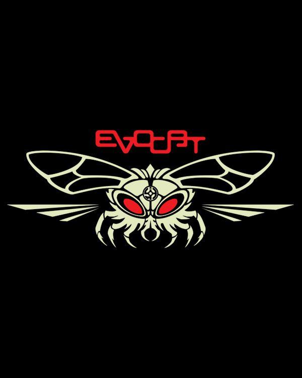 Estampa Vagalume Evocron http://evocat.com.br/camisetas/camisetamosca