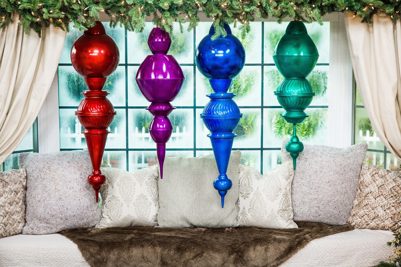 30+ Diy oversized christmas ornaments inspirations