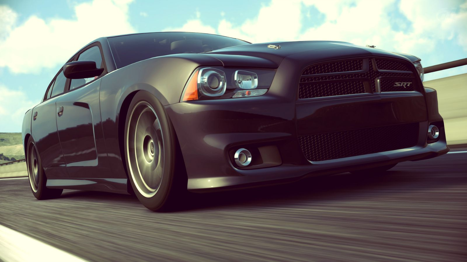 2011 Dodge Charger SRT8 (Gran Turismo 6) by Vertualissimo.deviantart.com on @deviantART