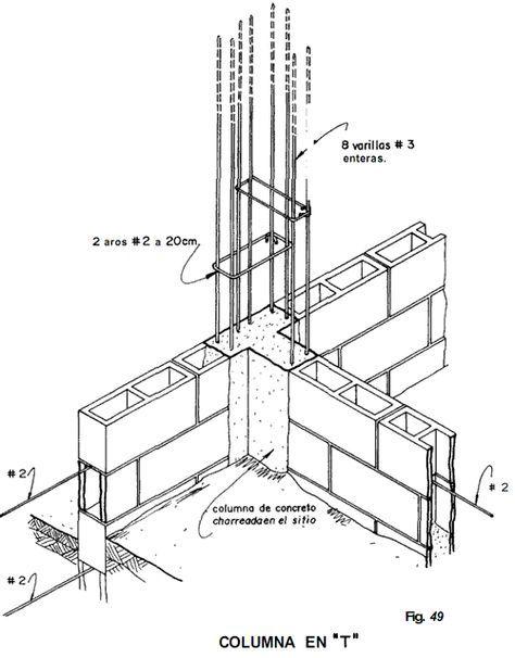 muros de contencion en mamposteria estructural Buscar con Google