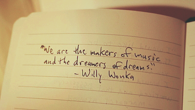 #quotes #relaxation #music #WillyWonka #dream