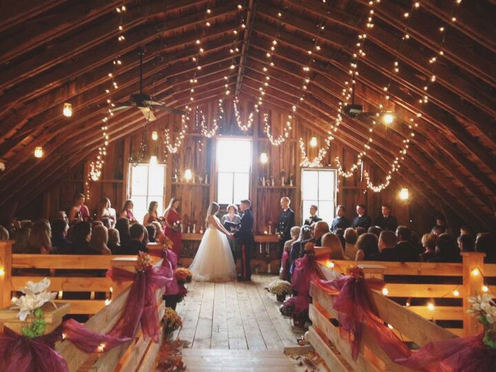 Barn wedding @ The Glasgow Farm, Fredericksburg, VA ...