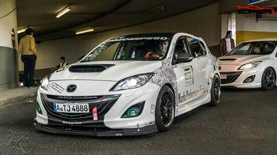 Mazdaspeed 3 Mazda 3 Mps Mazda Mazda 3