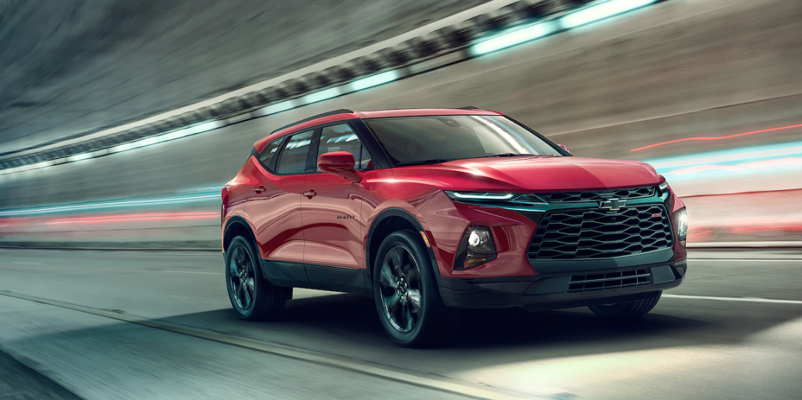 2019 Chevy Blazer The New And Attractive Suv Starting At 29 995