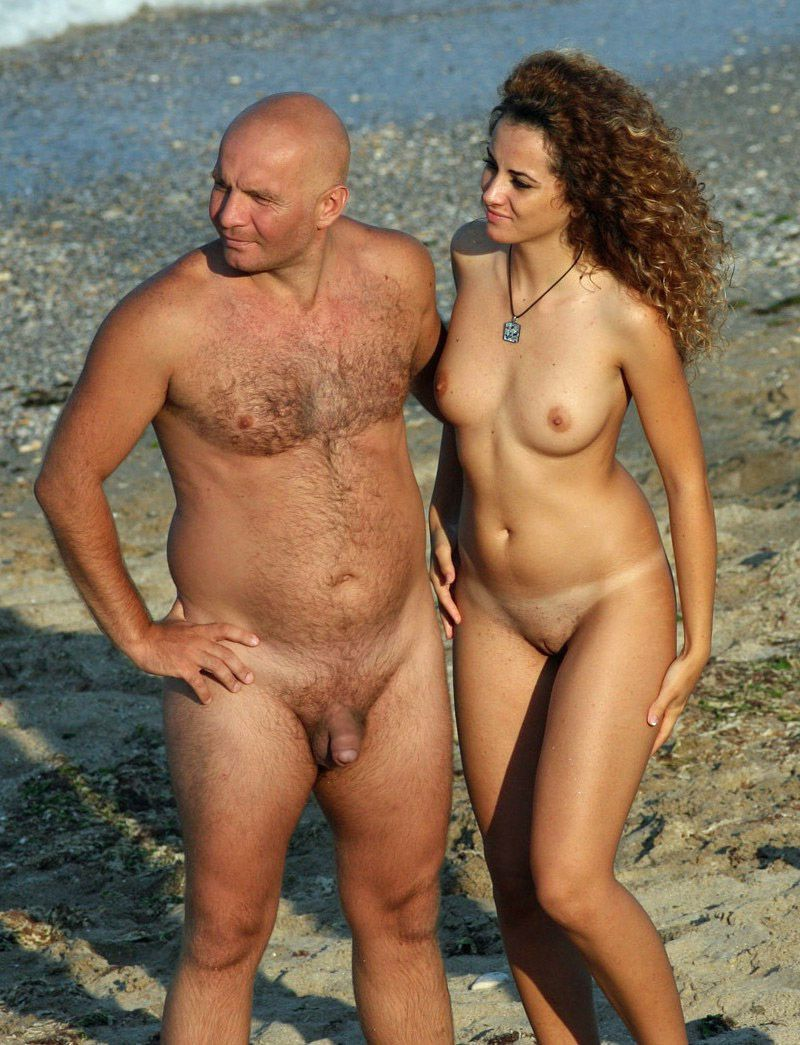 naked couples natural photos