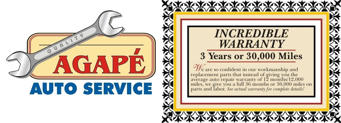 Agape Auto Service - Hollywood, MD