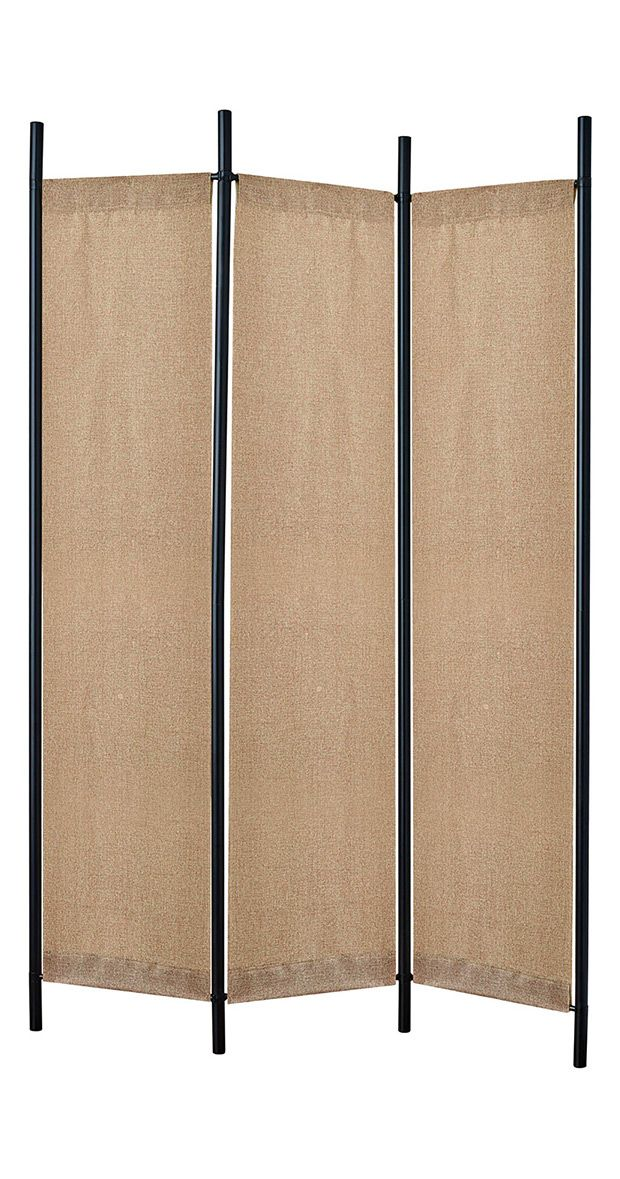 Partition Off An Extra Nook With This Help Of This Chic Alma Folding Screen.  Sturdily