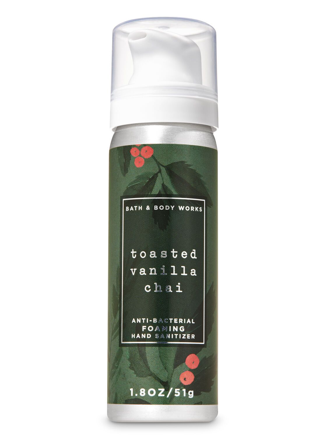 Toasted Vanilla Chai Foaming Hand Sanitizer Bath And Body Works
