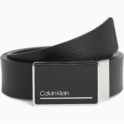 Photo of Calvin Klein leather belt to turn in the gift set 85 Calvin Klein