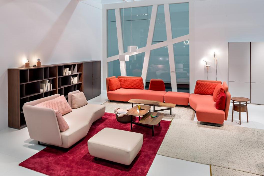 l 39 imprevu sofa by marie christine dorner ligne roset collection 2018 pinterest ligne roset. Black Bedroom Furniture Sets. Home Design Ideas