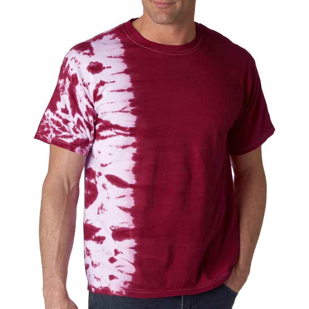Shop color fusion tie-dye t-shirts from Gildan at low wholesale ...