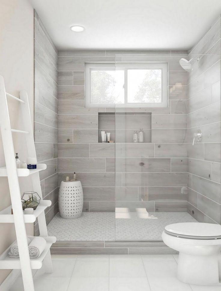 MSI Havenwood Platinum 8 in. x 36 in. Glazed Porcelain Floor and Wall Tile (14 sq. ft. / case) #framelessslidingshowerdoors